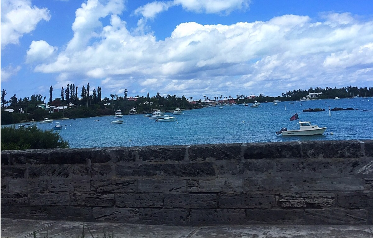 Bermuda Cruise Stop with Kids Toddling Traveler