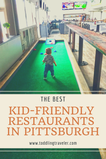 kid friendly restaurants in pittsburgh
