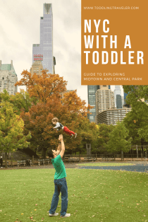 New York City with a Toddler