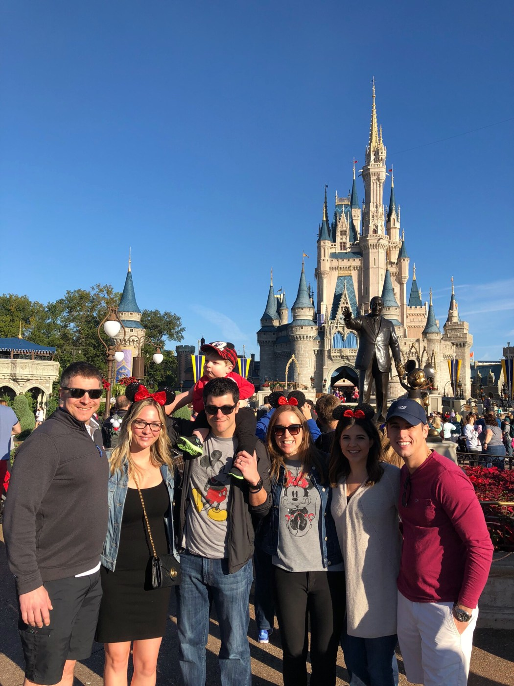 One Day in Magic Kingdom