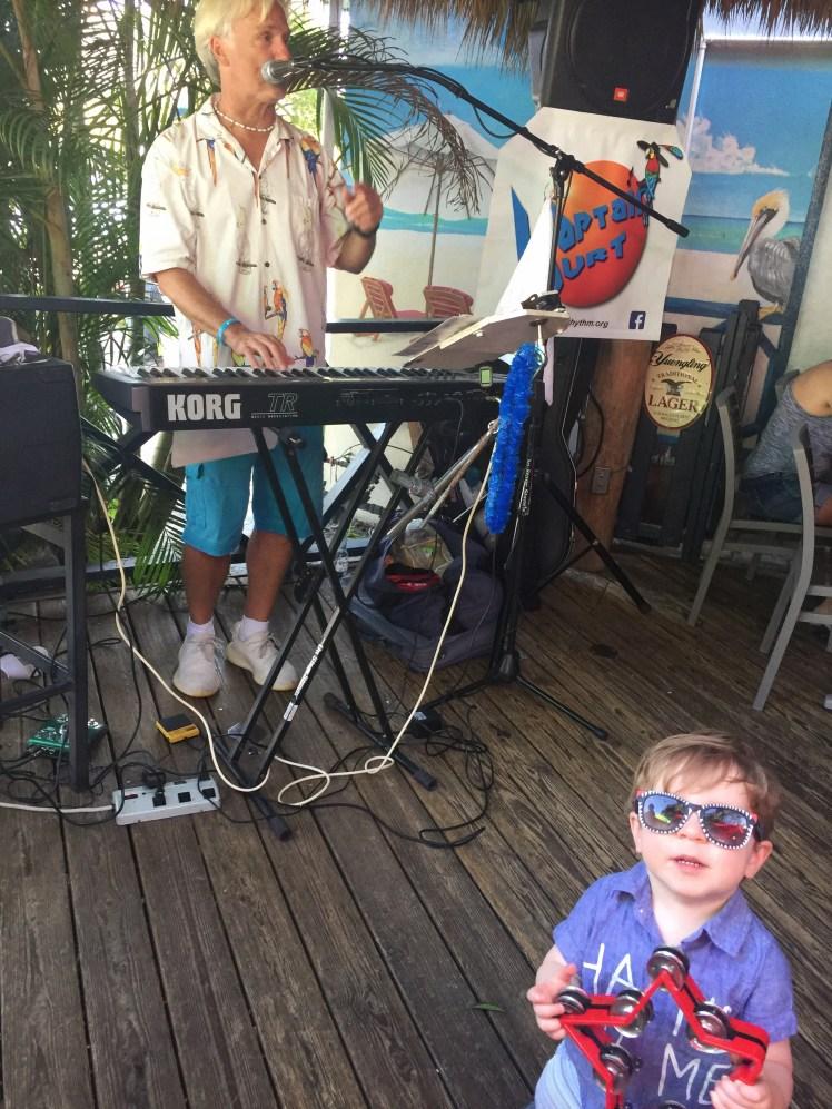Siesta Key Oyster Bar Kaptain Kurt