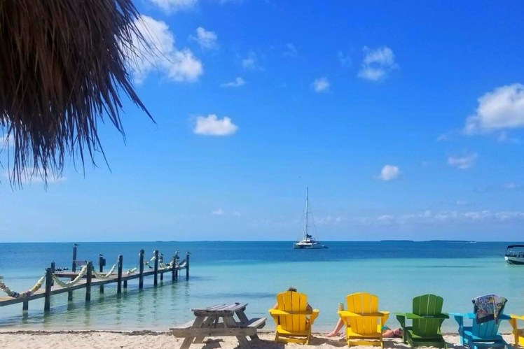 Private Beach Family Vacation in Islamorada Florida Keys with Kids Toddling Traveler