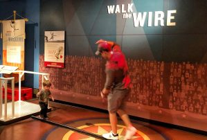 Ringling Circus Museum High Wire
