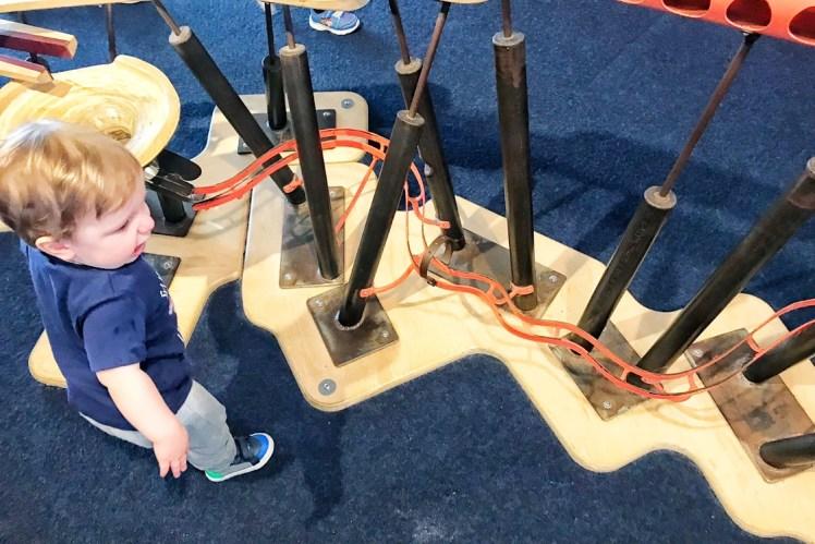 Indoor play place Pittsburgh children's museum nursery
