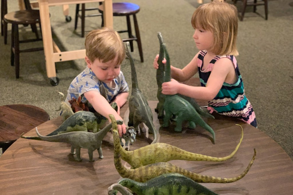 Carnegie Museum of Natural History Pittsburgh with kids