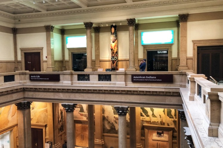 Carnegie Museum of Natural History with kids