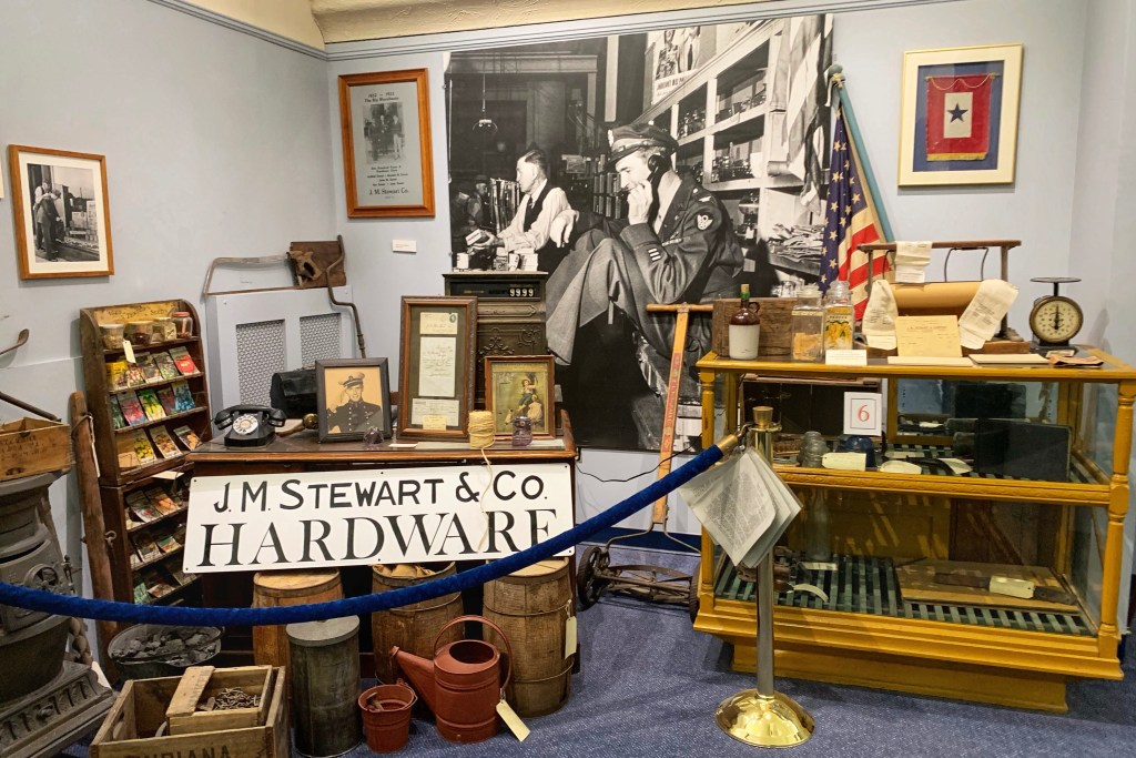 Jimmy Stewart Museum Things to Do in Indiana PA Toddling Traveler