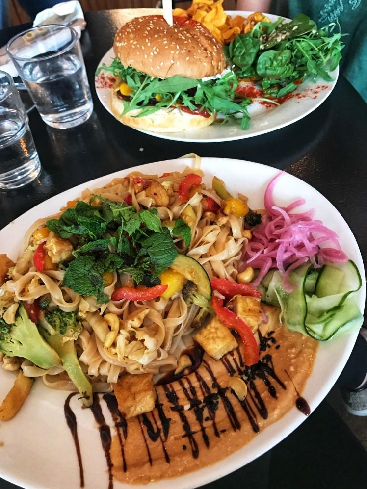 Vegan Restaurants in Reykjavik Vinyl Caffe 3 Days in Iceland Toddling Traveler