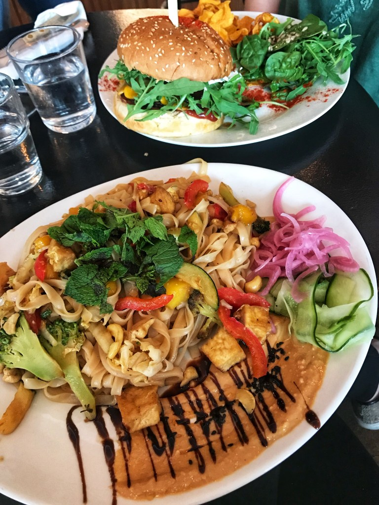 Vegan Restaurants in Reykjavik Vinyl Caffe 3 Days in Iceland Toddling Traveler