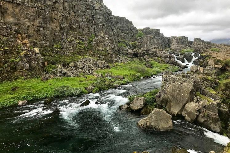 Thingvellir National Park Game of Thrones Weekend in Iceland Toddling Traveler