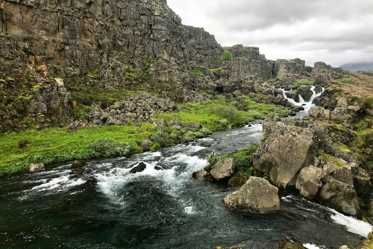 Thingvellir National Park Game of Thrones Weekend in Iceland Toddling Traveler
