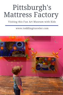 Mattress Factory Art Museum Things to do In Pittsburgh with Kids