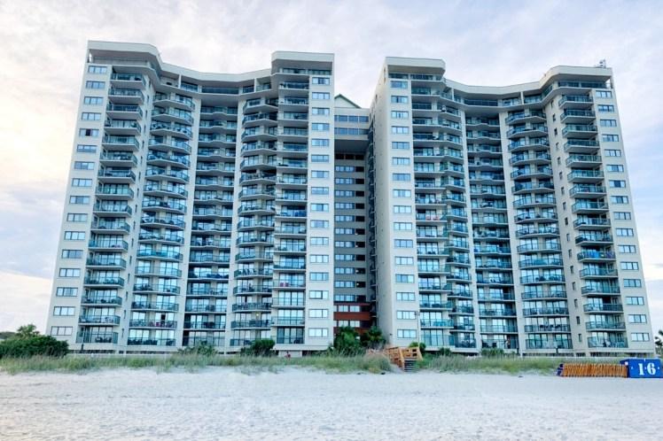 Ocean Bay Club Rental in North Myrtle Beach Family Vacation