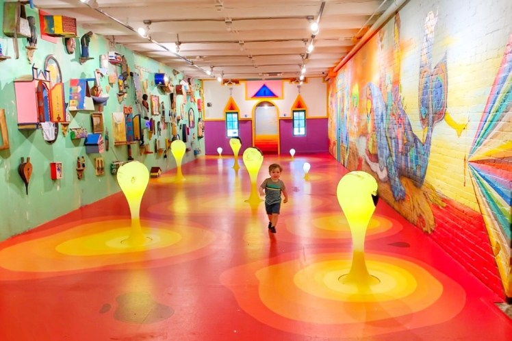 The Mattress Factory With a Toddler Things to Do in Pittsburgh with Kids