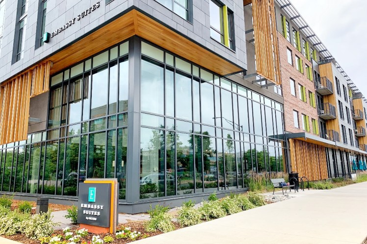 Embassy Suites Boulder Colorado Toddling Traveler