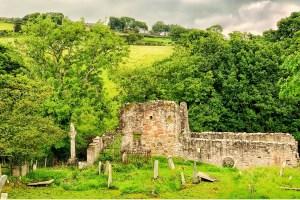 Layde Church Ruins Cushendall Northern Ireland Toddling Traveler