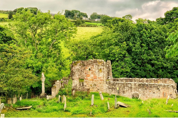 Layde Church Ruins Cushendall Northern Ireland Toddling Traveler