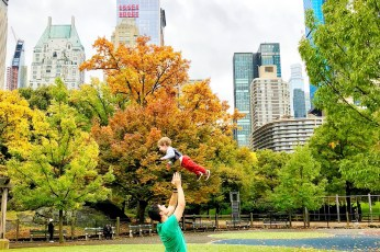 NYC with a Toddler Central Park Playground Toddling Traveler