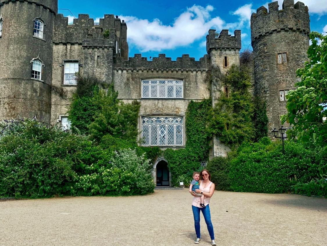 Malahide Castle Layover in Dublin Weekend Toddling Traveler
