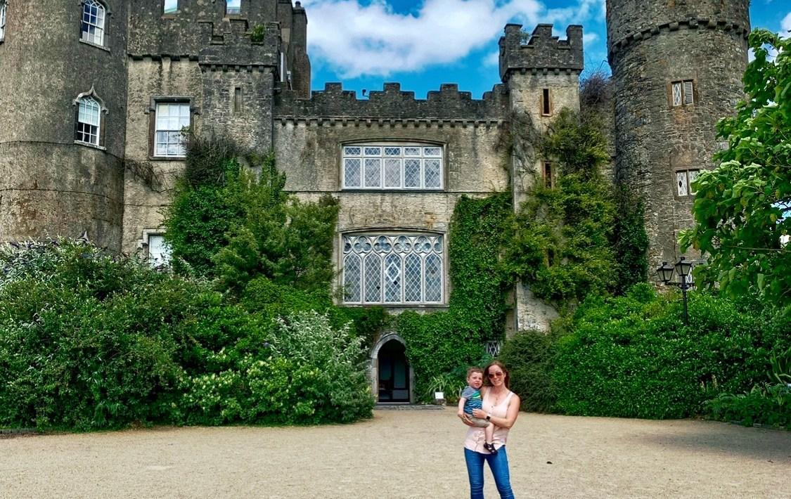 Malahide Castle Layover in Dublin Weekend Toddling Traveler