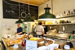 Hatch & Sons Cafe St Stephen's Green 48 Hours in Dublin Toddling Traveler