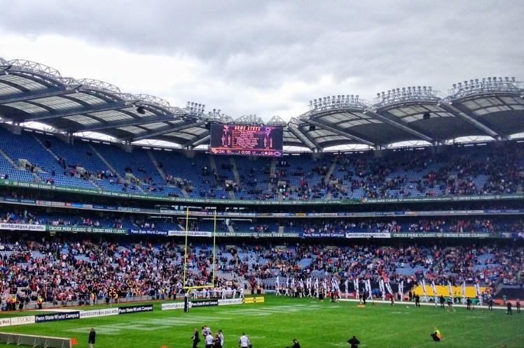 Croke Park Stadium 48 Hours in Dublin Toddling Traveler