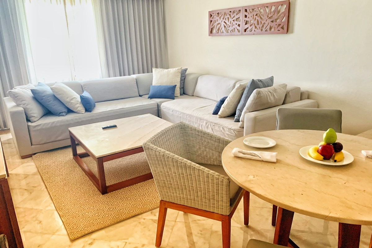 1 Bedroom Suite at Park Royal Golden Family Friendly Resort in Cancun