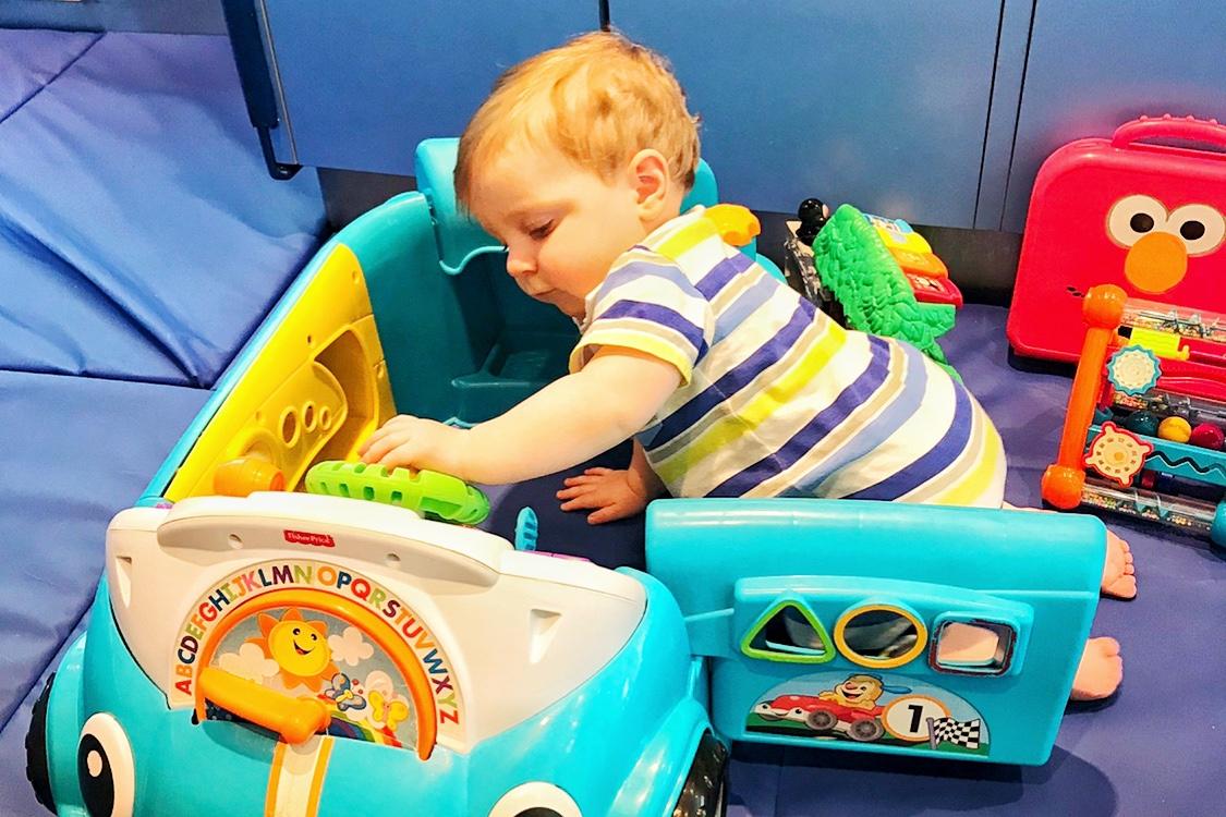 Cruising with a Toddler Royal Caribbean Daycare Toddling Traveler