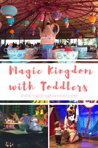 Magic Kingdom with Toddlers Toddling Traveler