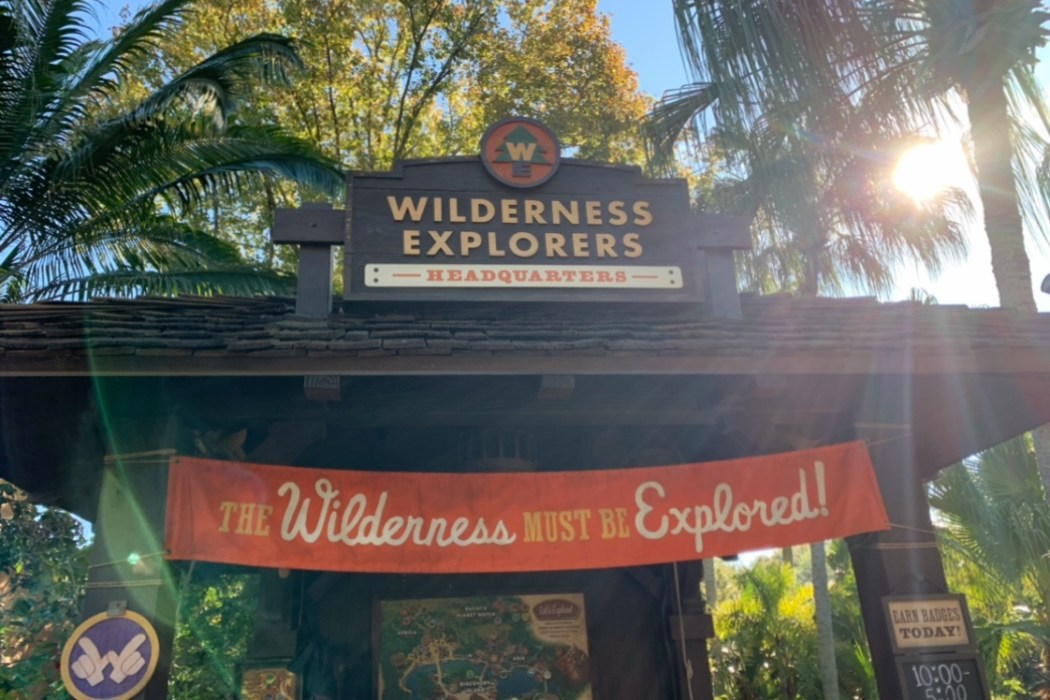 Wilderness Explorers Animal Kingdom with Toddlers Toddling Traveler