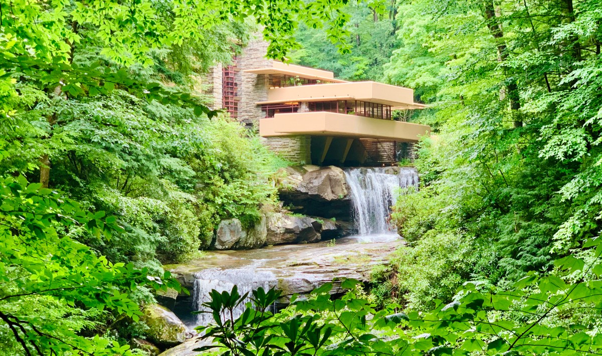 Fallingwater Laurel Highlands PA Weekend Trips from Pittsburgh Toddling Traveler