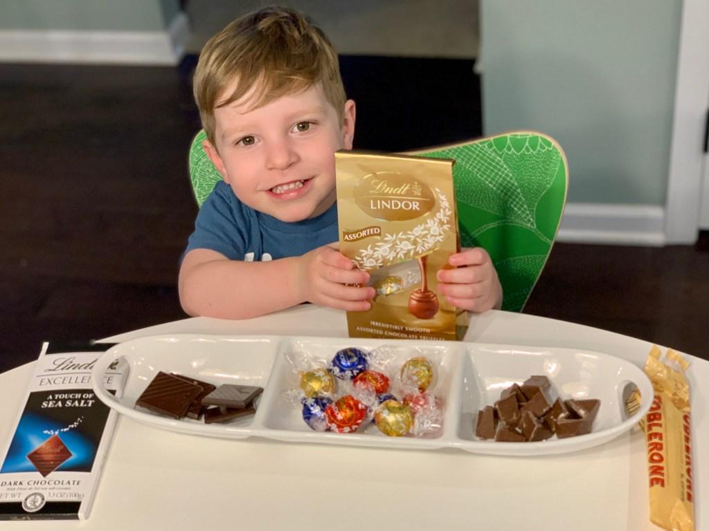Swiss Chocolate Tasting Toddling Traveler