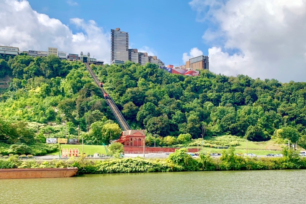 Duquesne Incline Pittsburgh Toddling Traveler