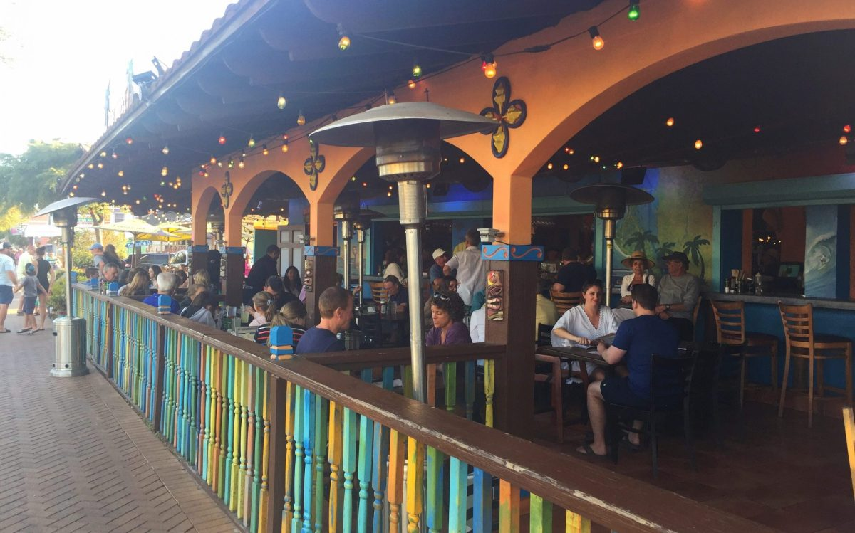 Hub Baja Grill Kid-Friendly Restaurants in Siesta Key