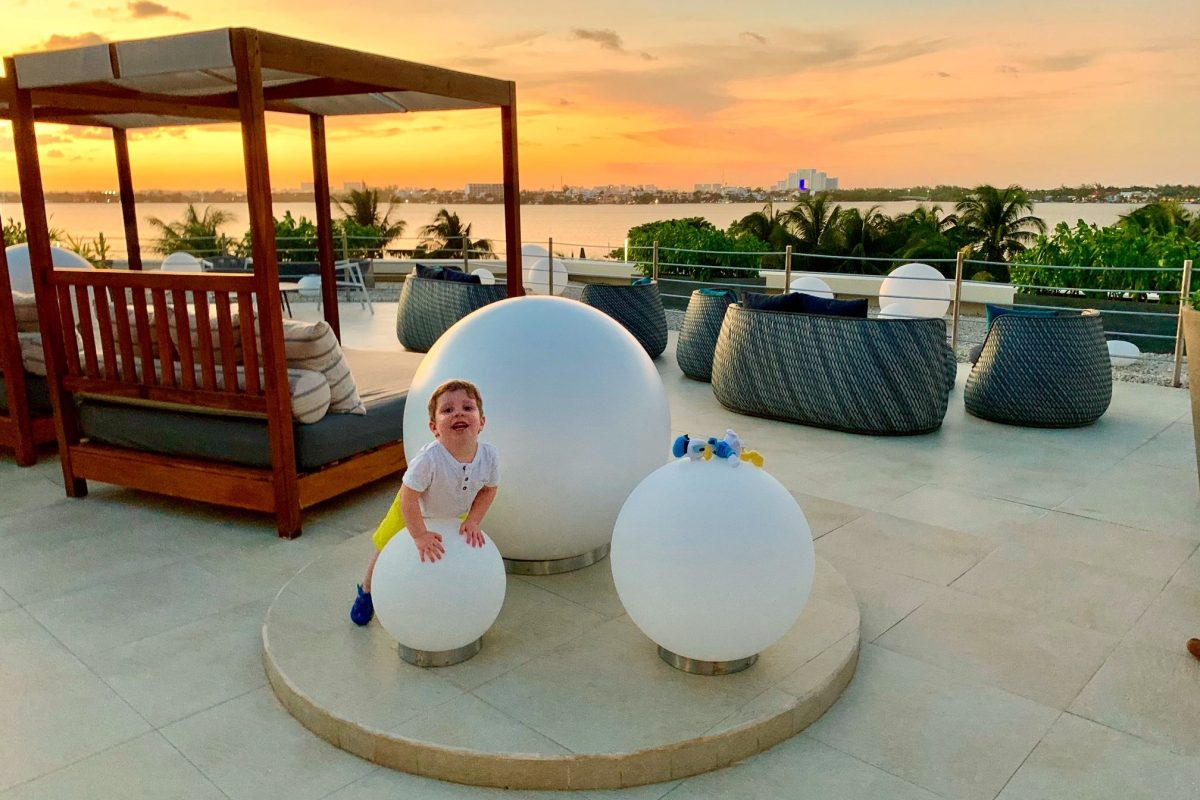 Cancun with a toddler Toddling Traveler