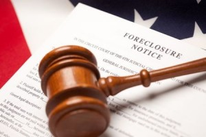 foreclosure time line