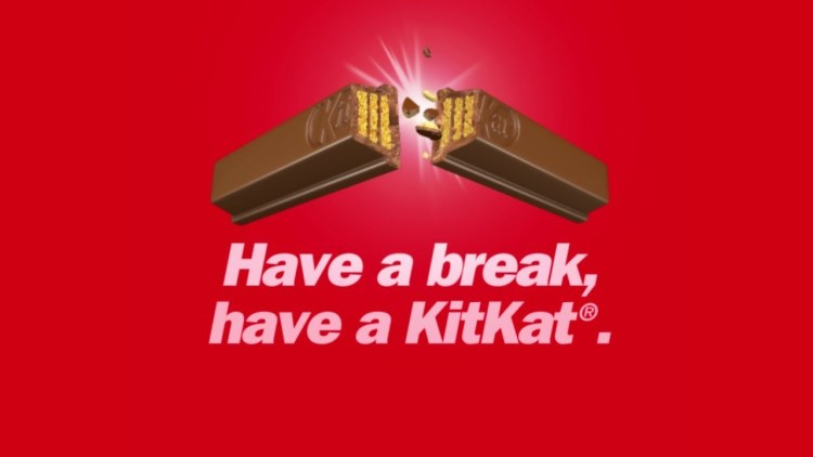 kitkat break