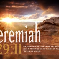 Makenzie's Misunderstood Bible Verse - Jeremiah 29:11 – Part 1