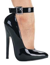 Six Inch Hooker Heel