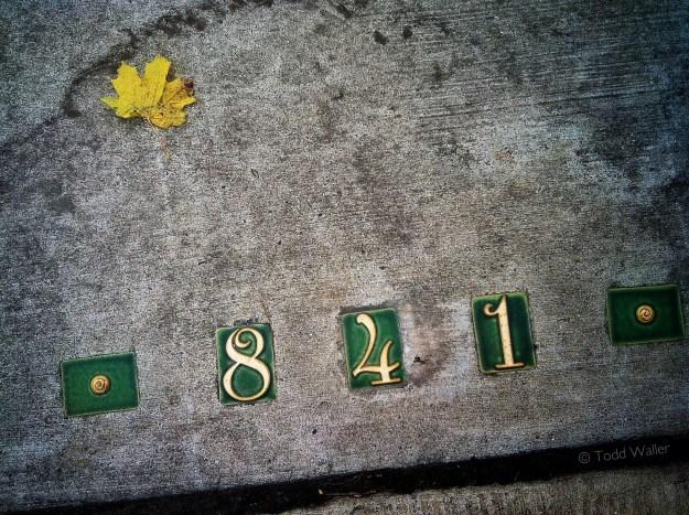 Fallen Numbers