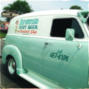 Brown's Root Beer