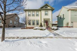 Town Commons Colonial | 1830 Gilmore, Howell, MI