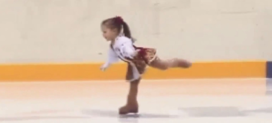 YOUNGEST FIGURE SKATER