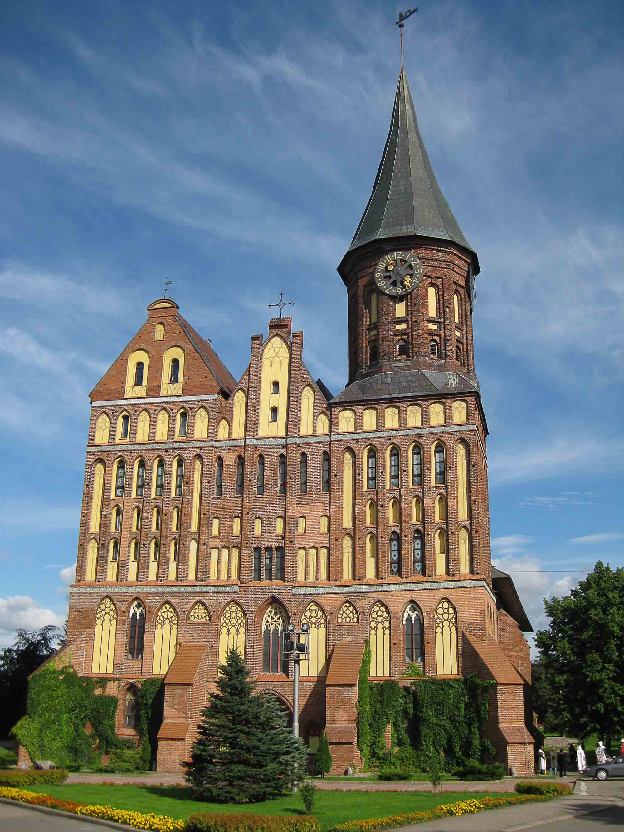 the Koenigsberg Cathedral