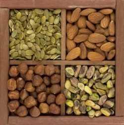 Las propiedades de semillas para la salud Belleza