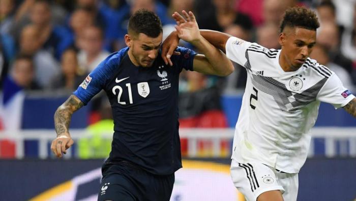 """VÍDEO: Francia se queda sin palabras ante el partidazo de Lucas: """"¡Es el mejor!"""" 1"""