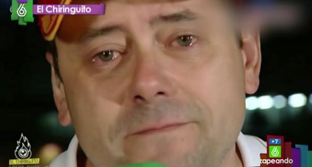 Roncero roza de nuevo el ridículo con este video de la derrota en el Bernabeú 1