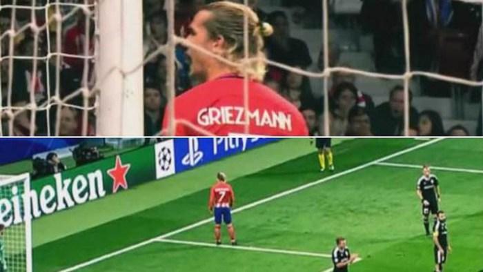 Este vídeo de Griezmann encarándose con la afición del Atlético es ya viral en todas las redes 1