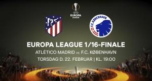 Copenhague vs. Atlético de Madrid / Atlético de Madrid