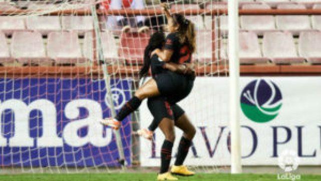 El Atlético de Madrid Femenino se gusta 6